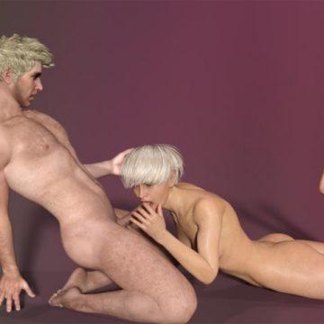 Sex orgia
